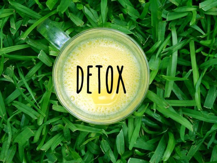 Isagenix detox drink